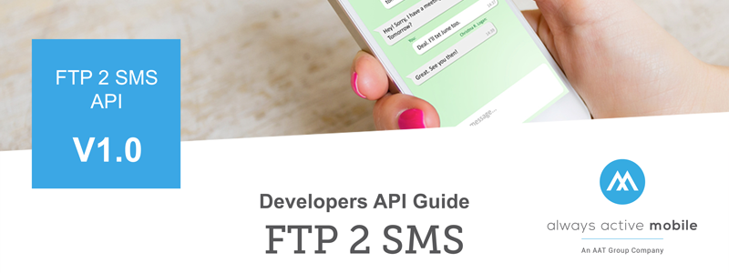 FTP 2 SMS